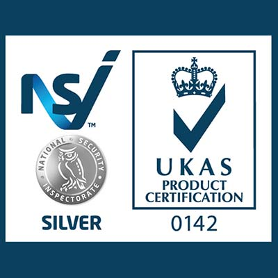 Frontline Auto is accredited to NSI Silver