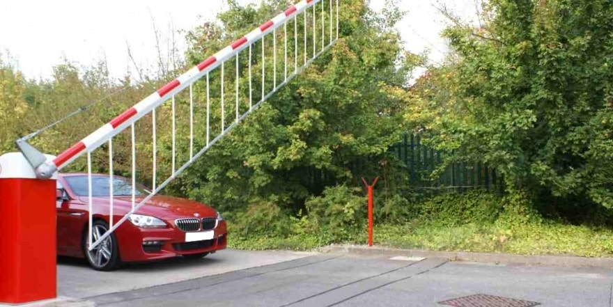 FA6000HD Automatic Vehicle Barrier